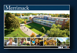 Merrimack College Virtual Campus Experience