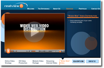 Wider Web Video Distribution